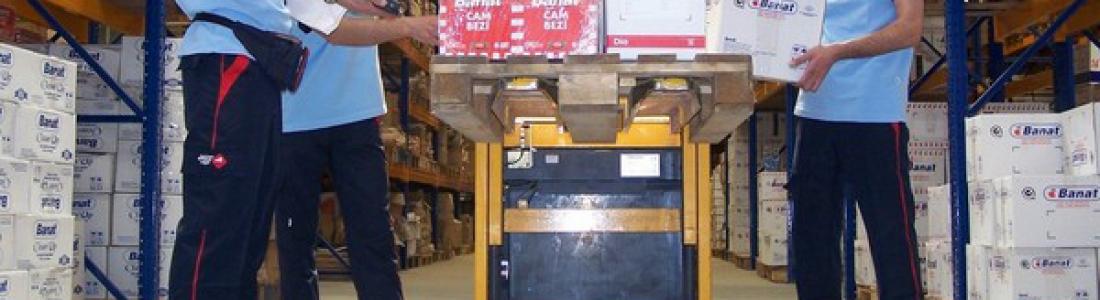Logistics Warehouse Operator – Evening